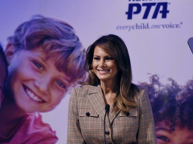 Det Hvide Hus vil gerne kede dine isolerede børn glemsomhed