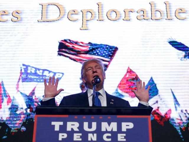 Een Donald Trump-presidium kan over de hele wereld neuken