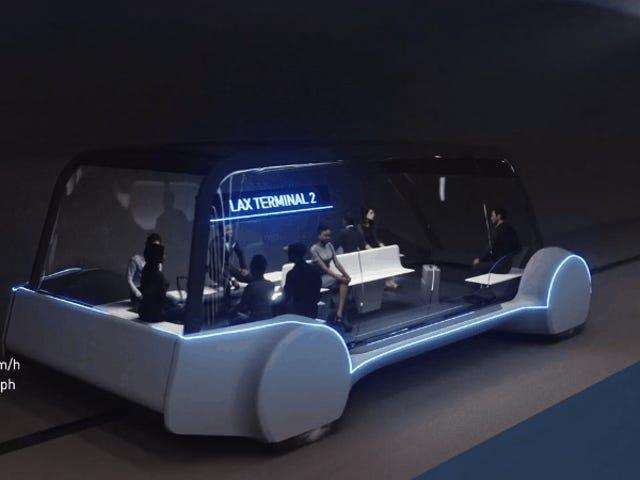Elon Musk's Boring Company Wins Bid to Build High-Speed Underground Rail in Chicago