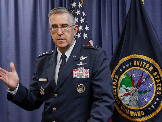 El general encargado de las armas nucleares de EEUU declara que resistiría una orden para realizar un ataque ilegal