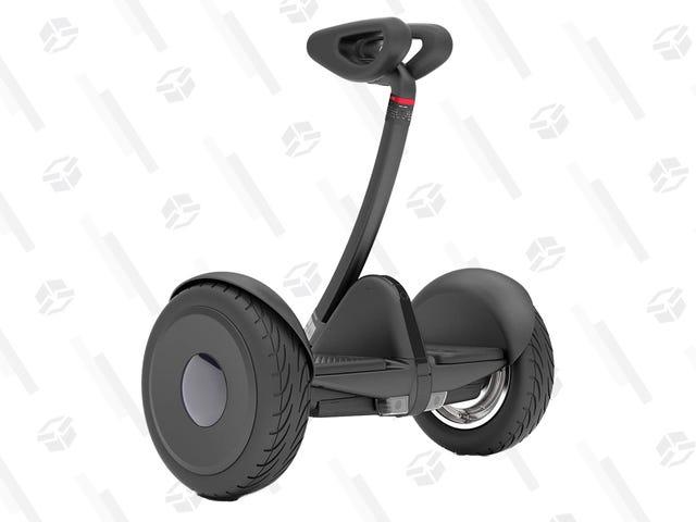 这款售价379美元的Segway Ninebot S几乎是OG Hoverboard的最低价