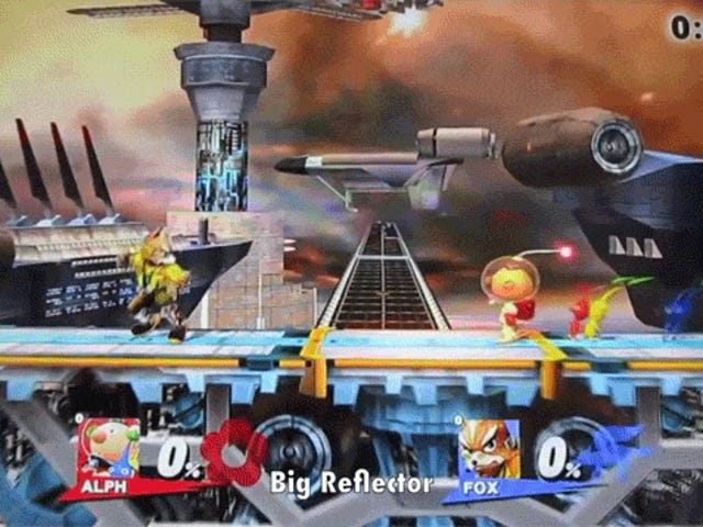 <i>Smash Bros.</i> प्लेयर संभावित रूप से गेम-ब्रेकिंग एक्सप्लॉइट को छोड़ देता है