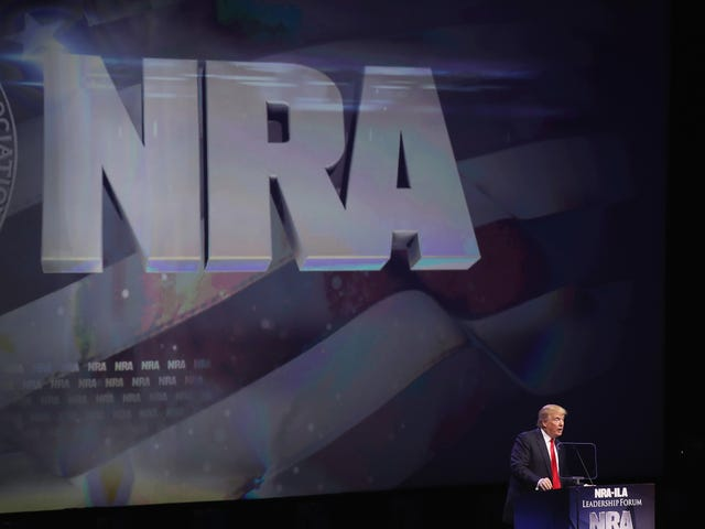 #StayWoke: Did Russia Have Business With the NRA?