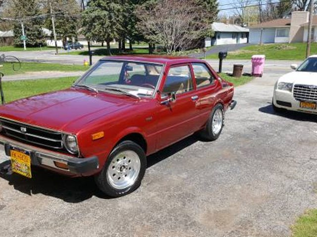 NPoCP - '77 Corolla... With a twist! ($7500)