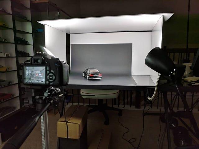 New Photo Set up