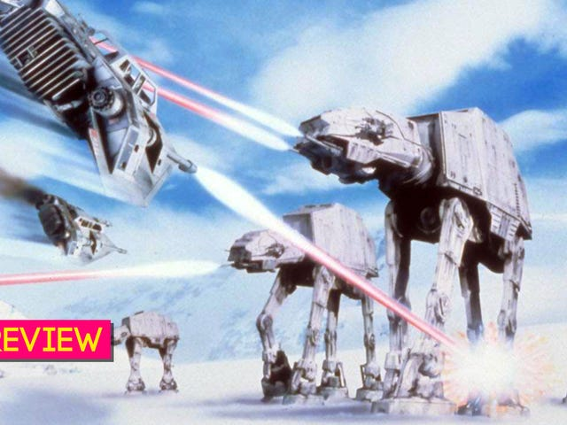 Assault On Hoth: The Empire Strikes Back: The Kotaku Review