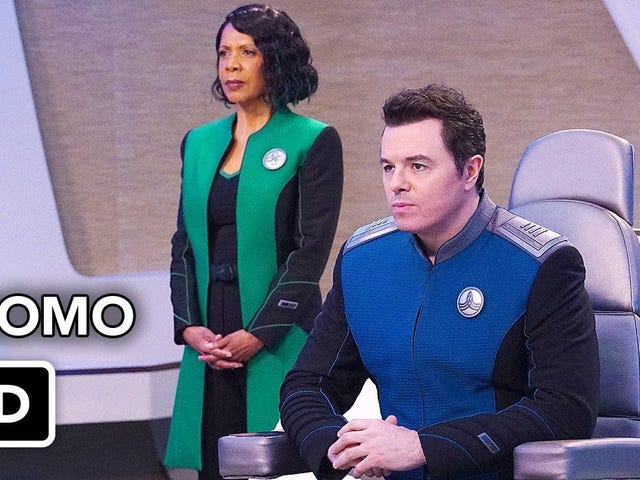 "The Orville (S2 Ep5) ""All the World Is Birthday Cake"" Spoilerific Reaction Thread"