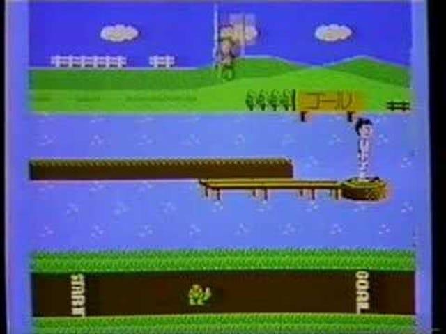 Late TAY Retro: Famicom |  Familie træner med atletisk verden |  Tv-reklame (JP)