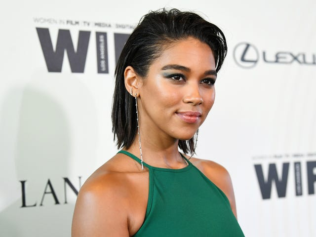 Uncensored: Alexandra Shipp Attempts to Clarify Those Colorism Comments for Glamour Magazine