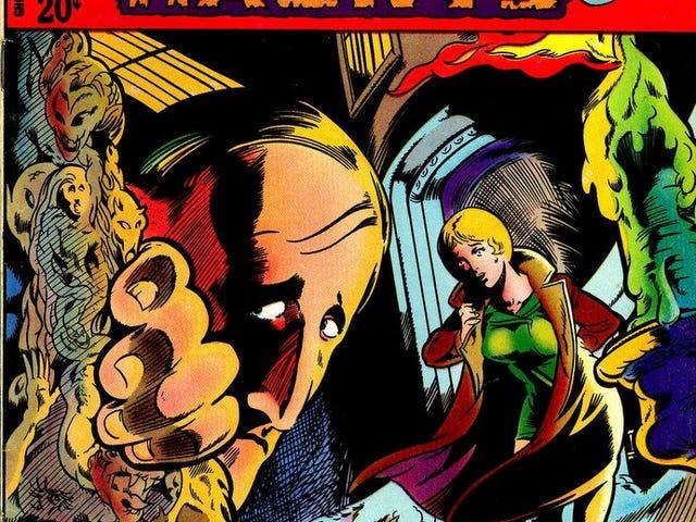 ความลึกลับของหนังสือการ์ตูนเล่มอื่นได้รับการแก้ไข