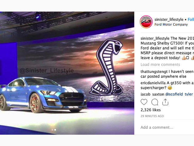 2020 Ford Mustang Shelby GT500: This Is It<em></em>