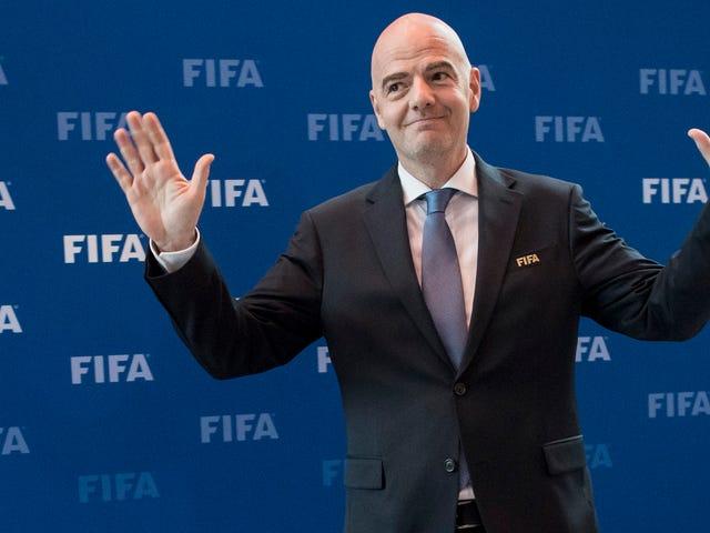 La Coupe du Monde s'étend probablement à 48 équipes, mais cela pourrait bien se passer