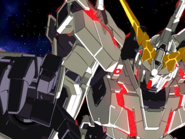 <i>Gundam Unicorn RE:0096</i> Ấn tượng - Tập 3