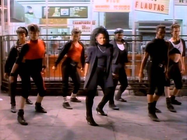 Szczęśliwy dzień aprobaty Janet Jackson!