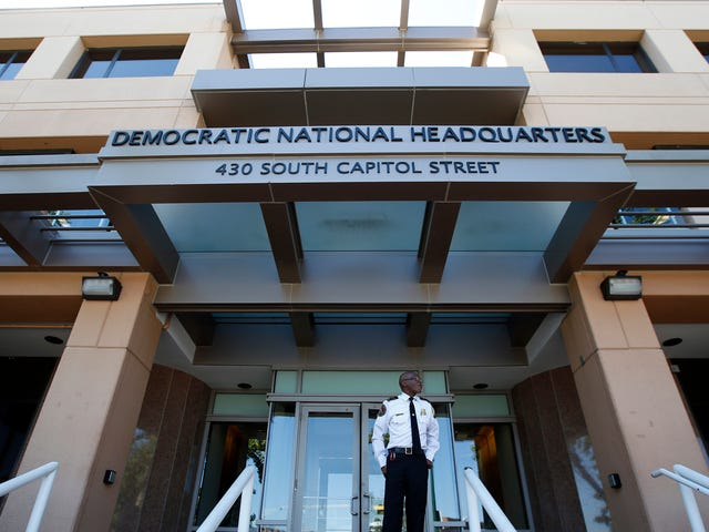 DNC Now Says 'Hacking Attempt' Was Just a Phishing Test [Updated]