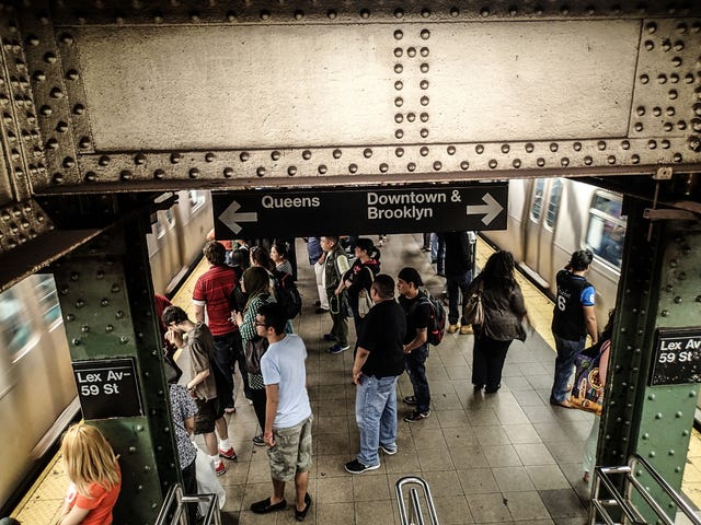 How to Deal With Constant, Nightmarish Subway Delays