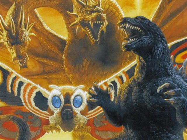 Godzilla's Greatest Allies and his most Deadly Foes