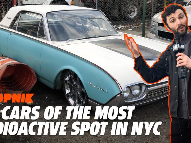 NYC: n radioaktiivisimmat kohteet ovat Auto Shop