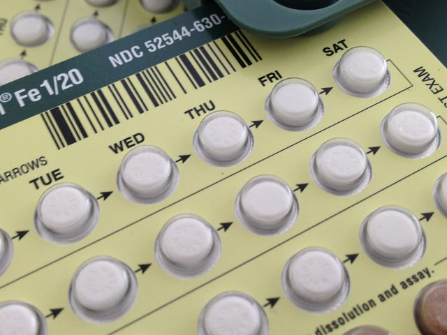 Your Employer Can Now Force Your Insurance to Stop Covering Birth Control