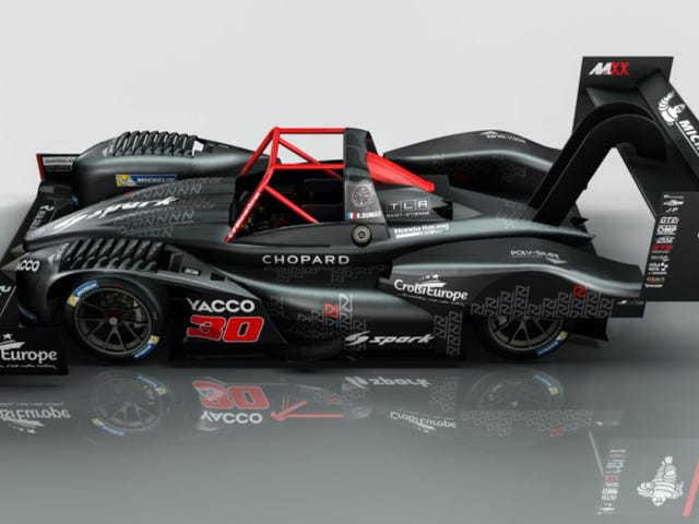 What Is The Most Insane Looking Modern Race Car?