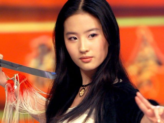 Live-actie van Disney <i>Mulan</i> vindt zijn leidende actrice