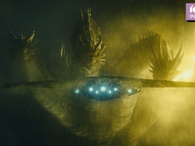 The Director of Godzilla: King of the Monsters Talks Making Shit Biblical