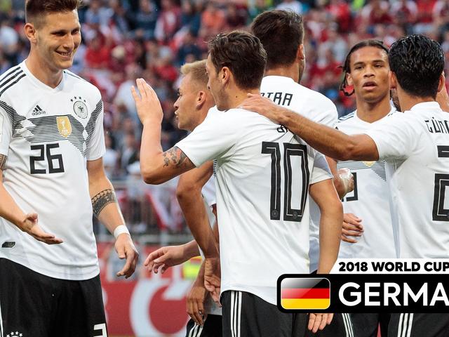 Tyskland er ikke veldig tysk, men de er fortsatt fantastisk uansett