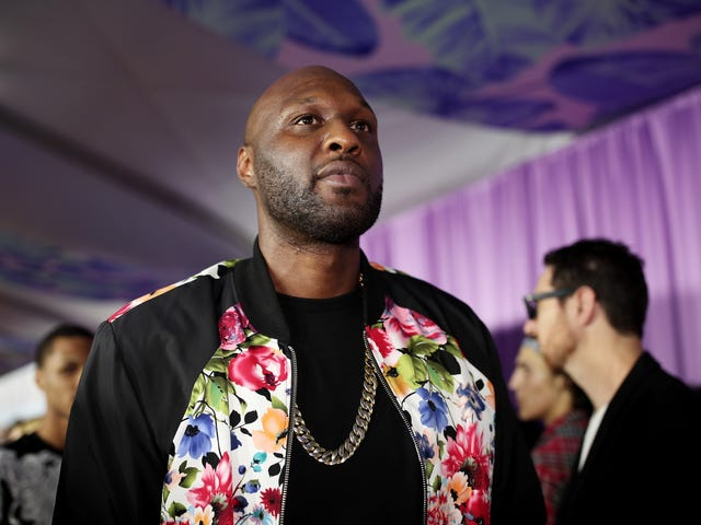 """Lamar Odom sanoo, että hän taistelee edelleen riippuvuudesta, mutta lisää: """"Korkean nouseminen ei ole esityslistallani"""""""