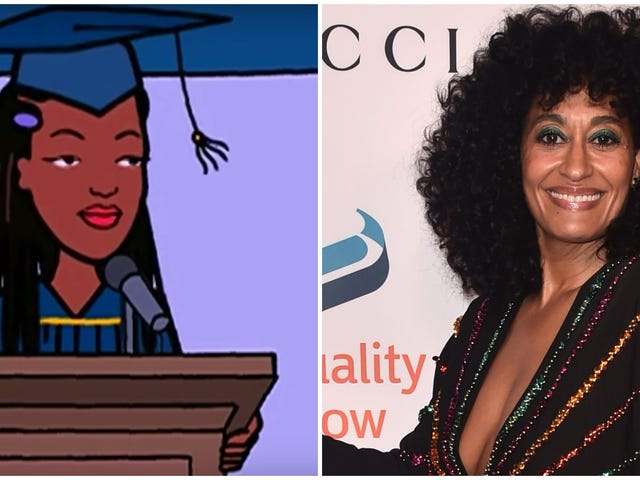 MTV Is Bringing Back Daria Character Jodie Landon—With Help From Tracee Ellis Ross