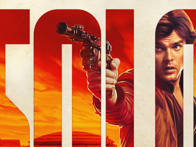 Disney Has Been Accused of Plagiarizing its<i>Solo: A Star Wars Story </i>Posters [UPDATE]