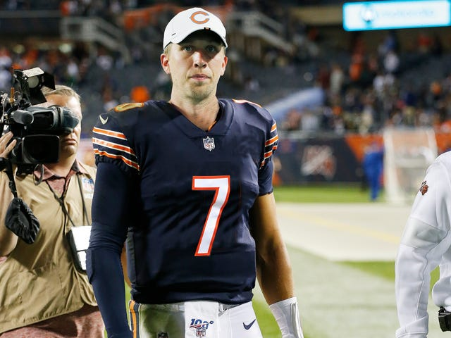 This is Horse$#&!: Nick Foles is Just Some More Chicago Bears Patchwork