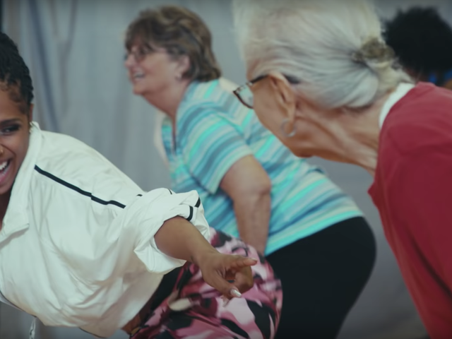 Granny's Still Got It: Senior Citizens Twerking Should Be Your New #Fitspo