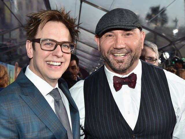Dave Bautista's ready and willing to join James Gunn'sSuicide Squadsequel