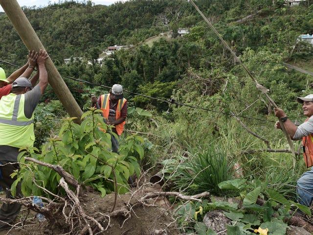 Sex månader efter Maria är det klart Puerto Rico: s fruktansvärda galler kommer att vara en bestående arv