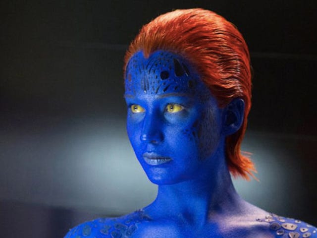 Jennifer Lawrence vill spela Mystique i en Guardians Of The Galaxy film