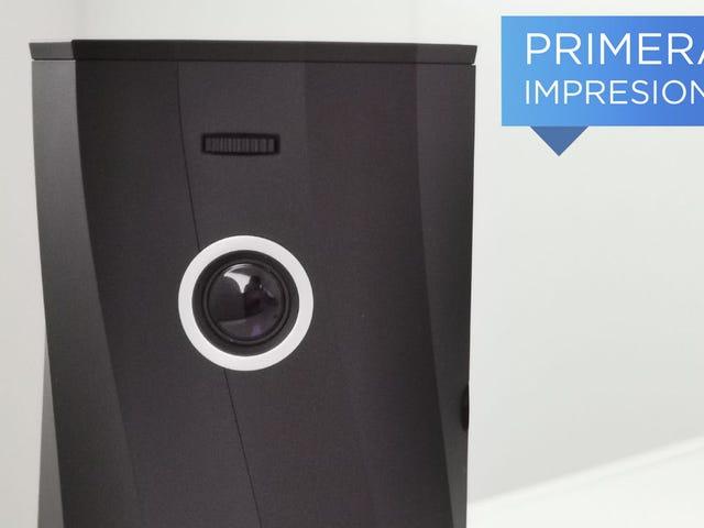 El Acer C250i es el proyector ideal si vives en una casa pequeña