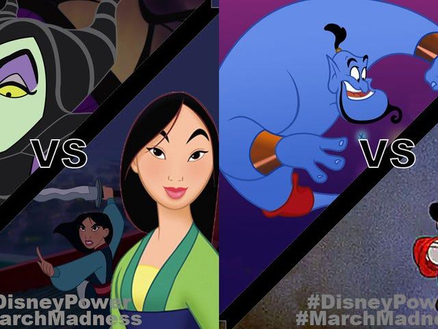 #DisneyPower #MarchMadness Final Four!