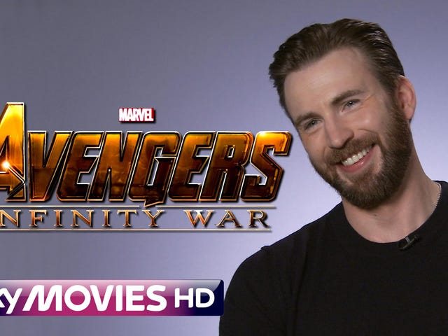 The Avengers Have Already Begun Hyping the Crap Out of Infinity War