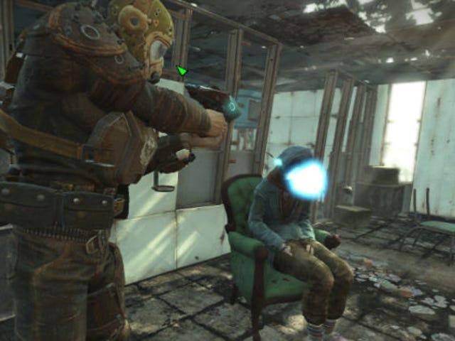Kotaku의 독자가 운영하는 커뮤니티의 오늘 기사 선정 : Fallout 4 : Am I Playing Survival M