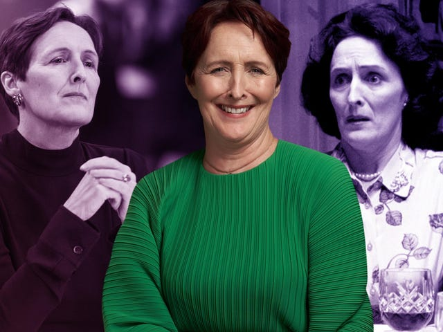 "Fiona Shaw on Killing Eve, Harry Potter, and ""walking into people's imaginations"""