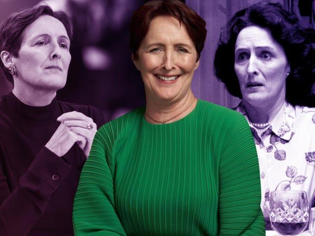 """Fiona Shaw su Killing Eve, Harry Potter e """"camminare nell'immaginario della gente"""""""