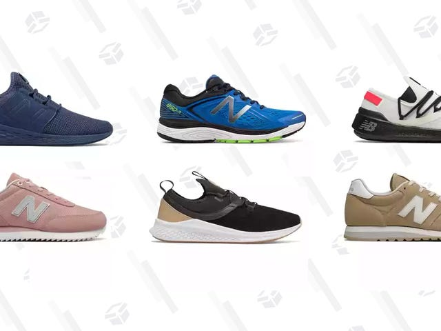 Take An Extra 20% Off Hundreds Of Sale Shoes From New Balance
