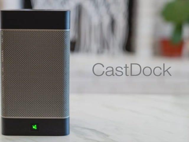 Grace Digital's CastDock Wears Your Chromecast Audio Like an Infinity Gem