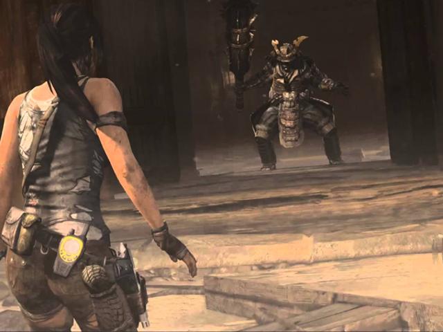 Samurai Zombies, Birdmen, and the Other Weirdest Foes Lara Croft Has Ever Fought