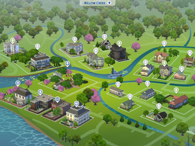 Sims YouTuber Makes All The Game's Bathrooms Gender Neutral