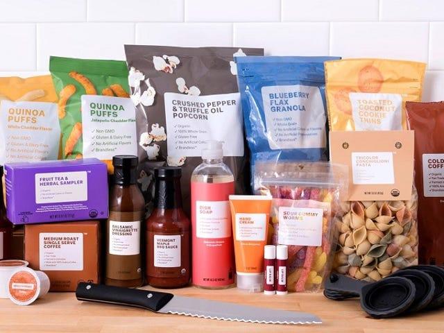 Spar $ 5 på din første bestilling af Everyday Essentials fra Brandless (Ingen Indkøbskurv Minimum)