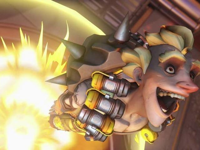 I Used To Hate Junkrat, Until I Tried Playing As Him