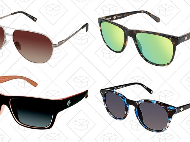 If You're In Need of Some New Sunglasses, Grab Some From Sperry for 50% Off