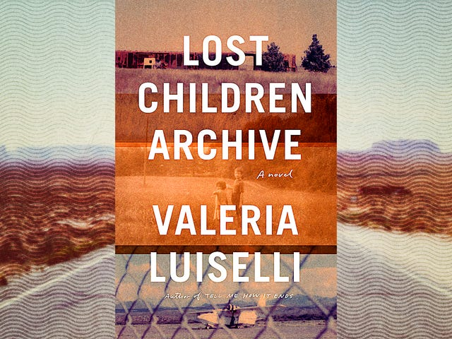 Lost Children Archive's ambitious structure hinders its painful border story
