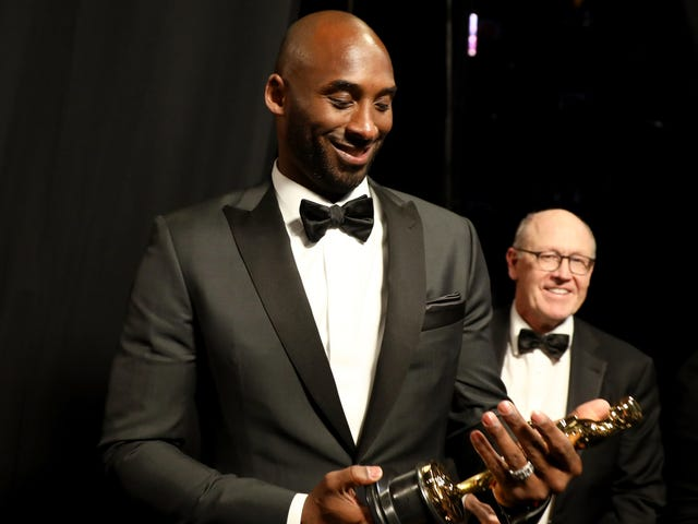 Kobe Bryant's Oscar-winning short Dear Basketball is available to stream for free